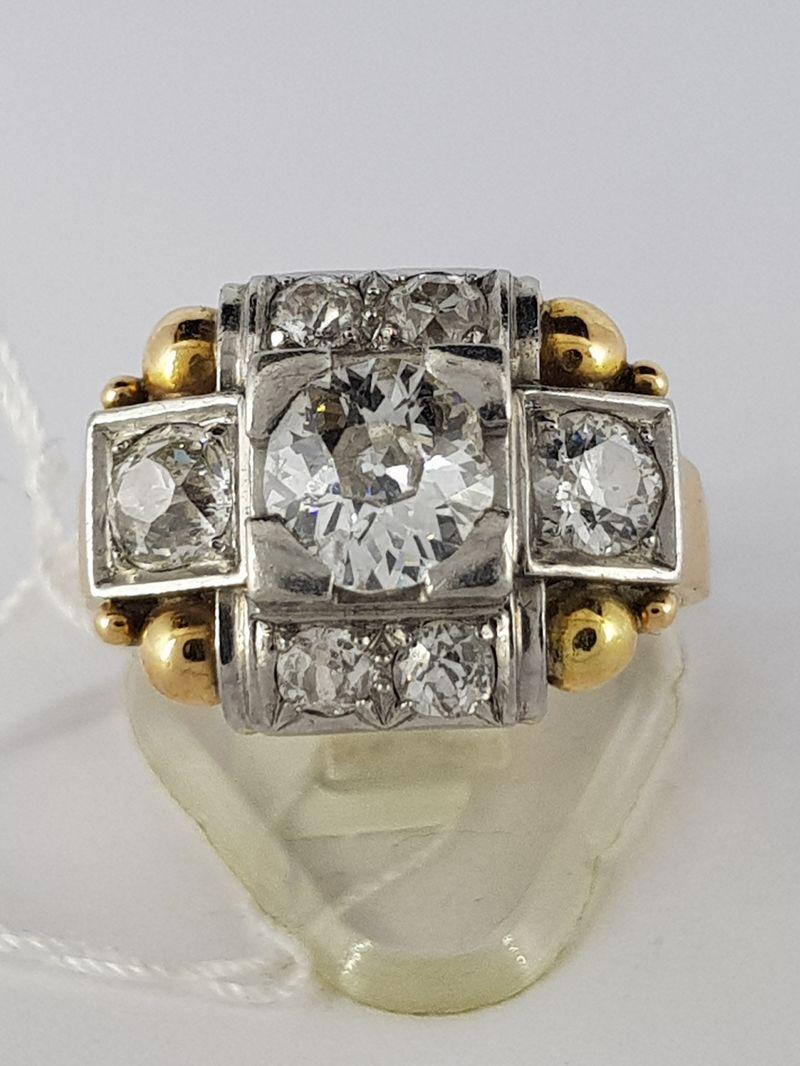 reparation bague diamant
